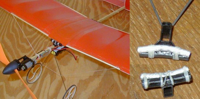 LiteStik wing mounts